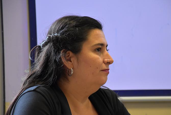 Paula Cubillos, formatrice IRTS
