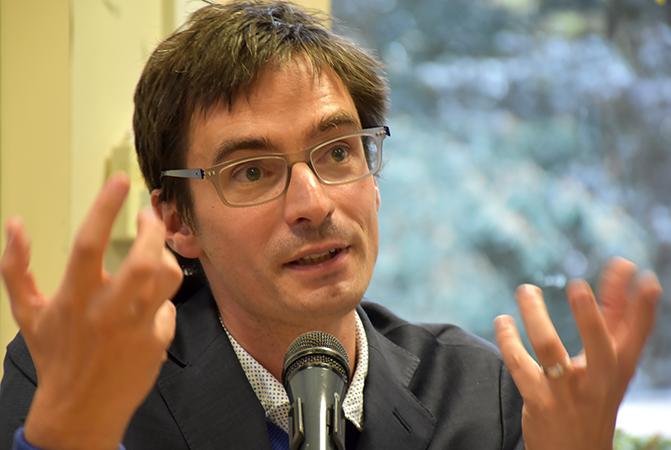 Nicolas Duvoux, sociologue