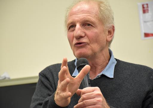 Daniel Verba, sociologue