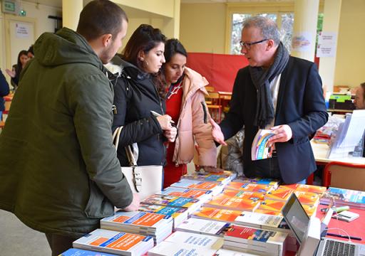 Editions Dunod IRTS Portes ouvertes 2019