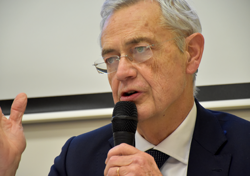 Jean-Louis Bianco, président de l'Observatoire de la laïcité