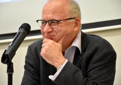 Joël Roman, philosophe