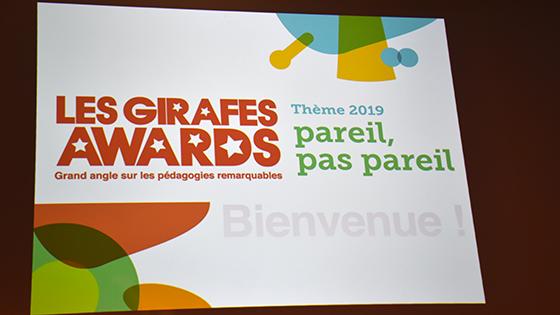 Girafes awards 2019