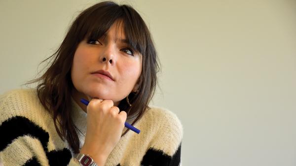 Caroline Nigon, responsable accompagnement social et populations spécifiques DRIHL - IRTS partenariat 2020