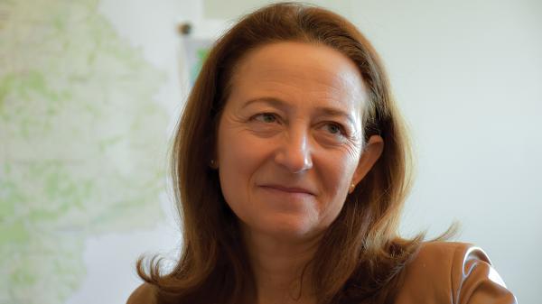 Isabelle Rougier, directrice régionale et interdépartementale DRIHL - IRTS partenariat 2020