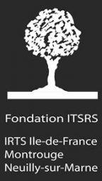 Logo IRTS noir et blanc